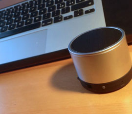 cassa acustica portatile